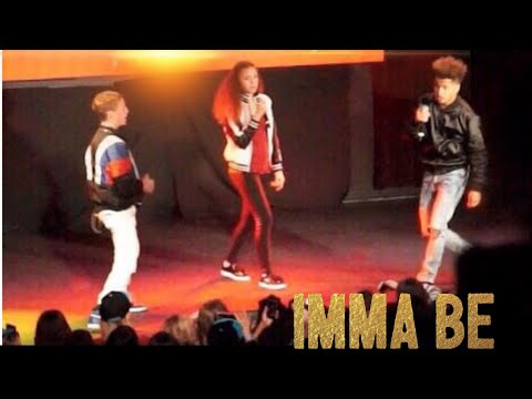 MattyB - Imma Be (Live in NYC)