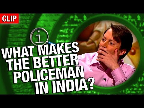 QI | Indian Police Moustaches