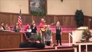 Worry Ends Where Faith Begins - The Morrison Sisters