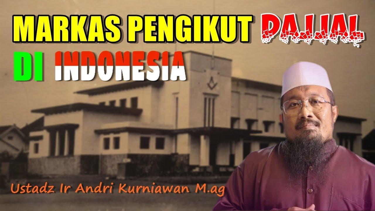 Sistem Dajjal Masuk Indonesia - Ustadz Ir. Andri Kurniawan M.ag
