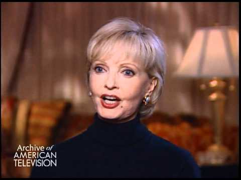 Florence Henderson on working with Davy Jones on