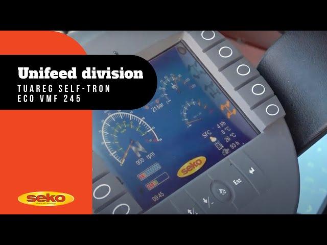 TUAREG SELF-TRON ECO VMF 245 INSTRUCTIONS
