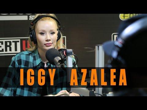 Iggy Azalea Talks About Her Darkest Moments & Ending It All!