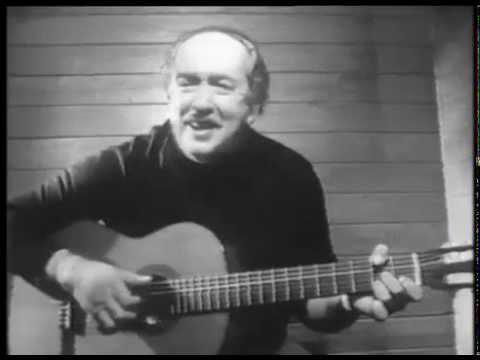 Клип Александр Галич - Когда я вернусь.