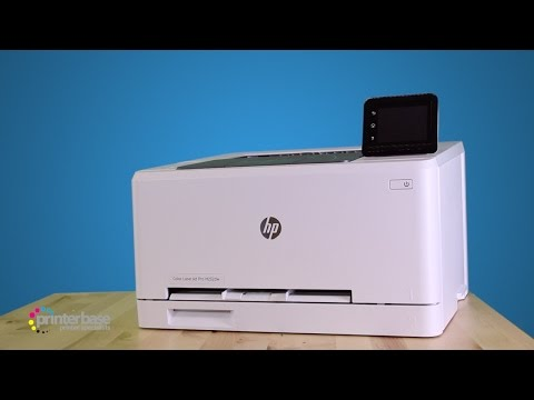 Learn more about the HP LaserJet Pro M252dw here: http://www.printerbase.co.uk/hp-m252dw The LaserJet Pro M252dw from HP is a compact colour laser ...