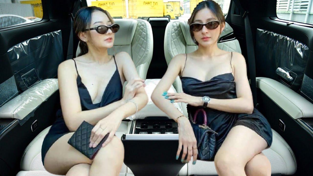 Mẫu xe sang 4 chỗ hạng VIP Lexus LM300H 2021 4 chỗ ngồi nhập khẩu mới 100% [ô tô 360]