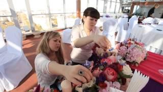 Яркая свадьба Анжелики и Павла в Европейском стиле с Восточными нотками