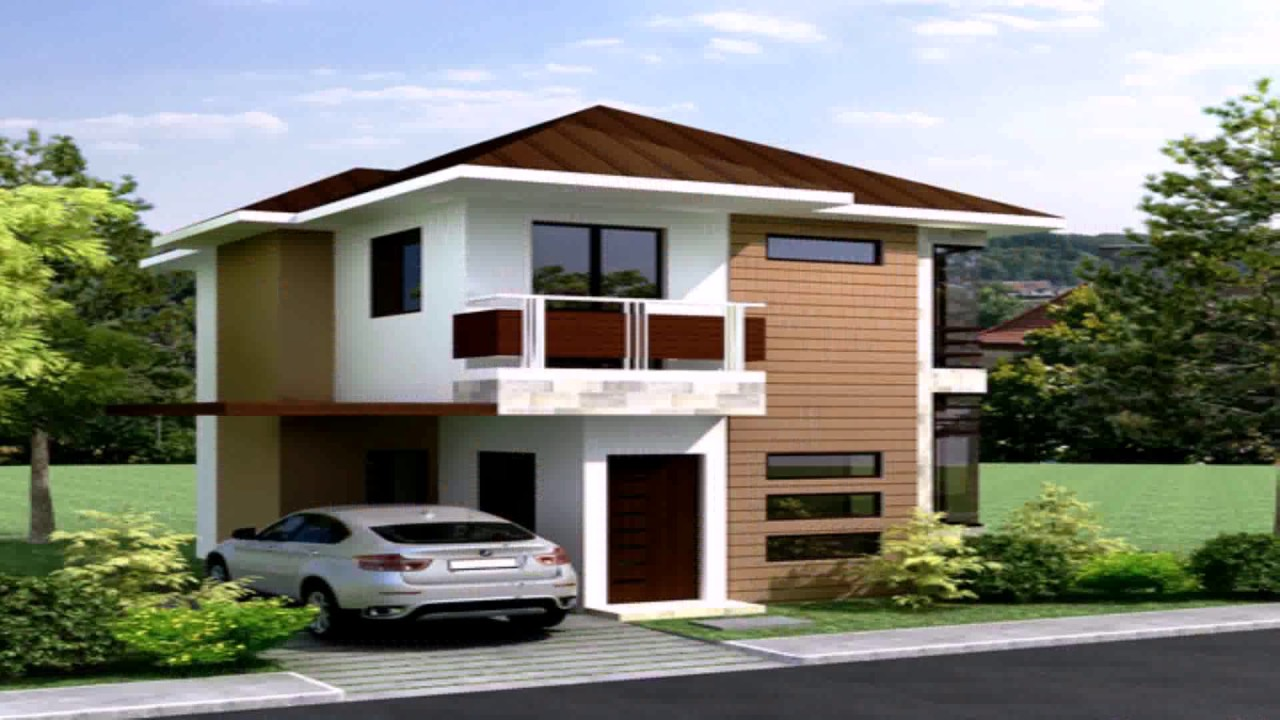 60 sqm house design philippines youtube