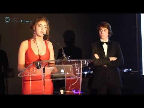 Dîner caritatif de la Fondation PlaNet Finance à Genève le 18 novembre 2011