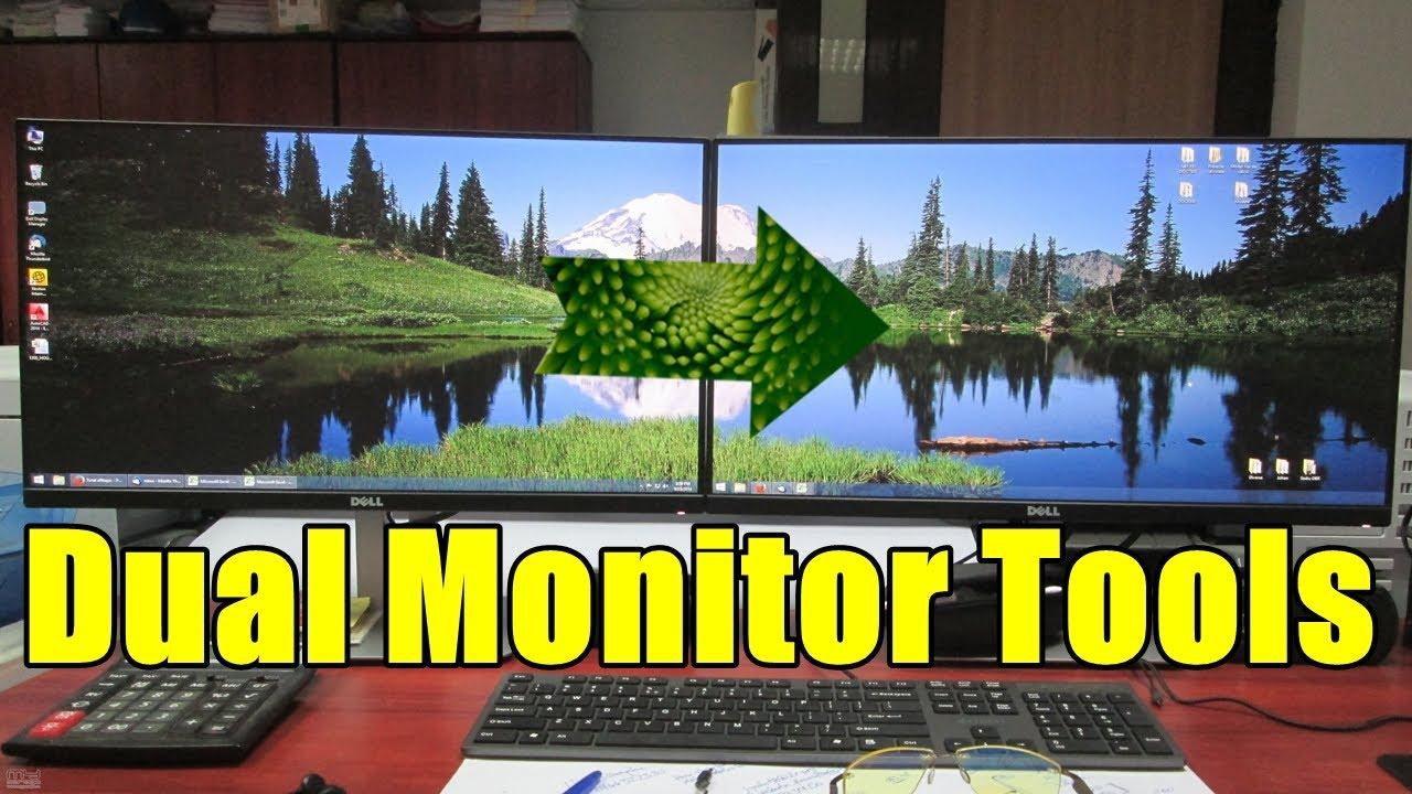 Pubg Wallpapers 27: Dual Monitor Tools Te Ajuta Sa Folosesti 2 Monitoare Fara