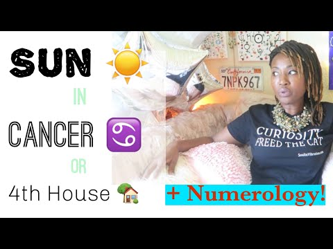 ☀️♋️ Sun In Cancer + Numerology Life Path || #Cancer #Astrology #Numerology #Life #P