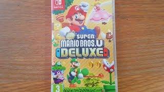 Super Mario Bros U deluxe edition review