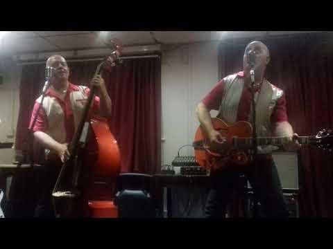Twintones Rockabilly Duo Twenty flight Rock