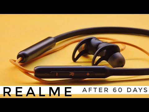 Realme buds wireless full review - after 60 days of usage !!