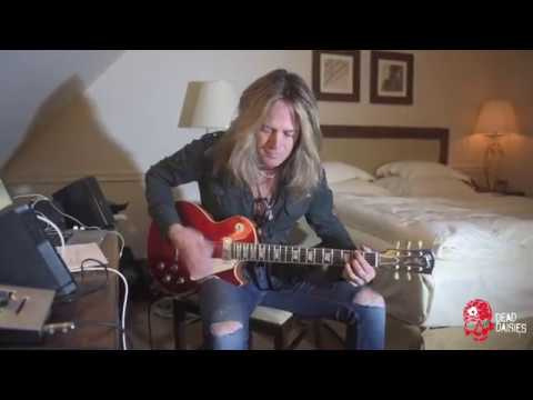 The Dead Daisies & Vagabond Co. Xmas Competition