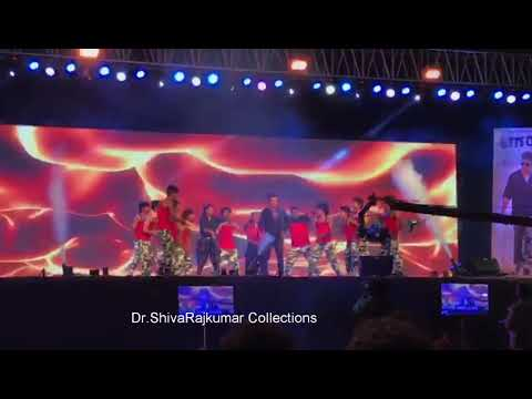 Dr_Shivanna_Dance for Tagaru  Song|  TAGARU  Audio Release Function