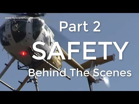 Helicopter Tree Sawing SAFETY PRECAUTIONS for the public and environment
