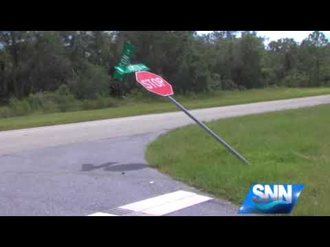 SNN: City of North Port flooding after Hurricane Irma