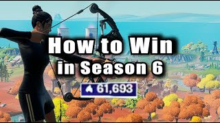 How to Win Arena Games in Season 6