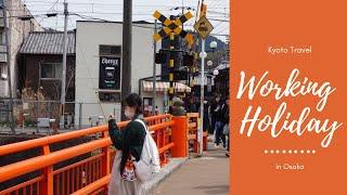 [#일본워홀]교토 벚꽃 여행 VLOG/일본 워홀 중 교…