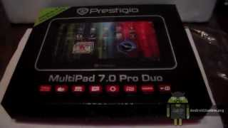 Prestigio Multipad 7 Pro DUO (PMP5570C) - Review