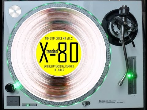 X-TENDED 80 - NON STOP DANCE MIX VOL. 3 (�)