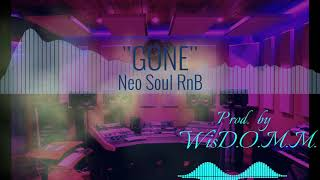 """H.E.R."" type beat 2019 ""GONE "" NeoSoul  RnB Instumental by WisD.O.M.M. Music"