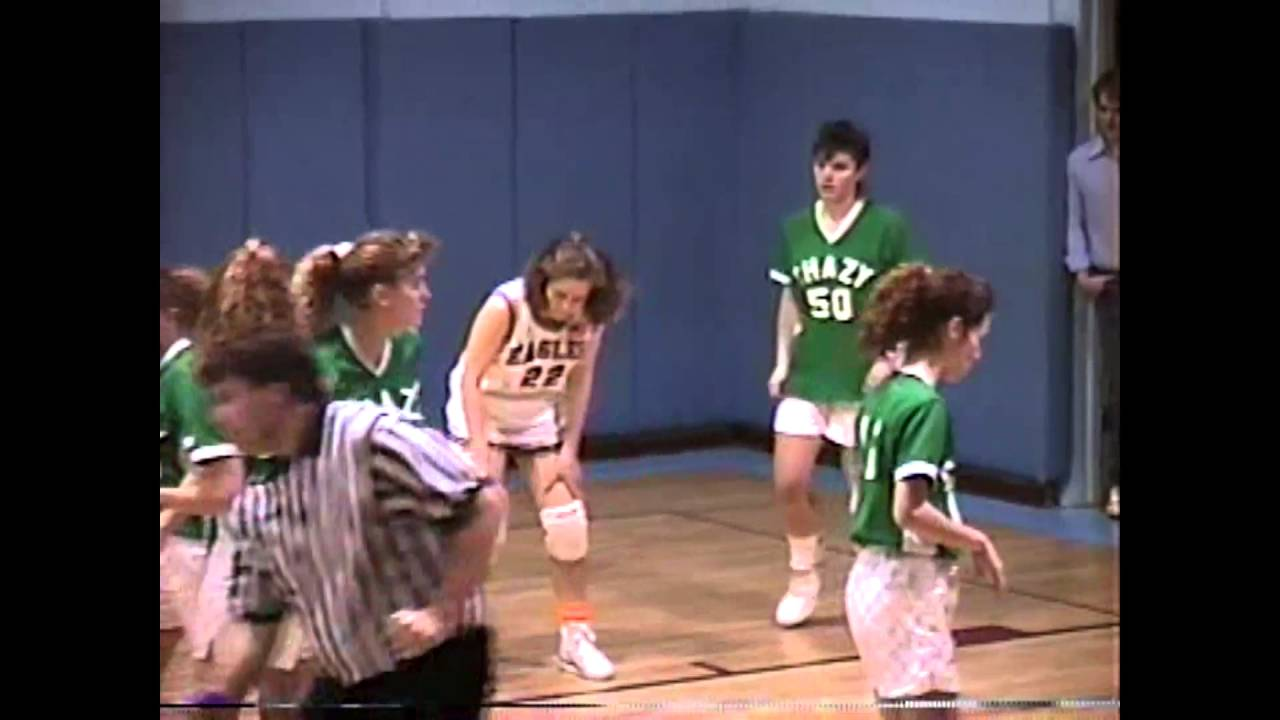 Chazy - Westport Girls  1-31-91