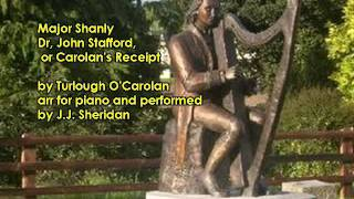 Major Shanly, Dr. John Stafford (by Carolan) - J.J. Sheridan, piano