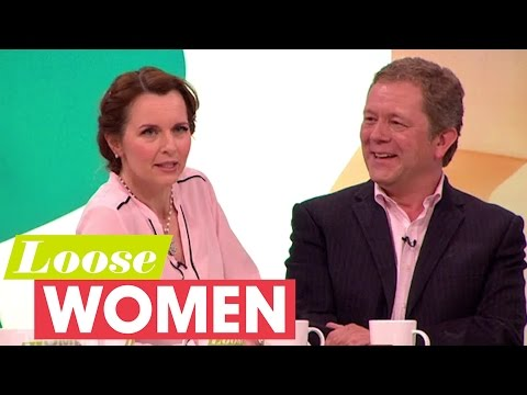 Debra Stephenson And Jon Culshaw's Impersonations  Loose Women