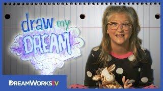 Frozen Broadway Adventure! | DRAW MY DREAM
