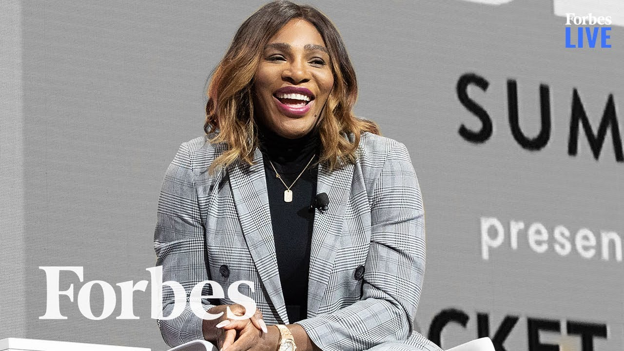 Serena Williams On The Power Of Ownership | Forbes Live