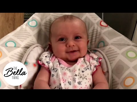 Brie Bella OFFICIALLY welcomes Birdie to the channel!
