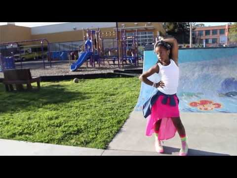 8 Yr Old Rapper Kills Rich Homie Quan's Walk Thru (Official Video)