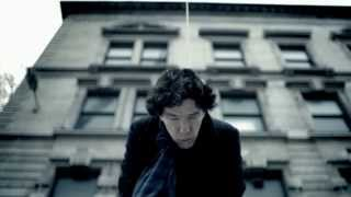 Just Sherlock being hot