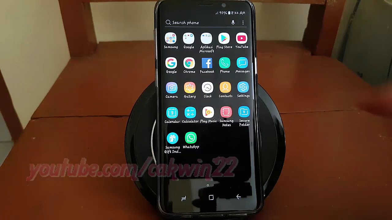 Samsung Galaxy S9 : How to Allow or Deny app to access Microphone (Android  Oreo)