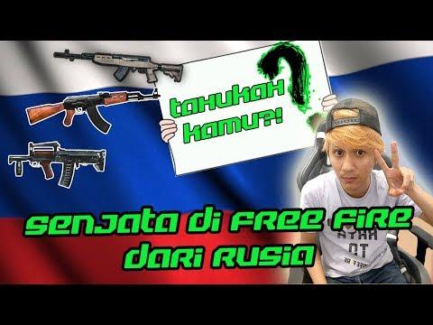 TAHUKAH KAMU: SEJARAH SENJATA GROZA, AK47 DAN SKS | SENJATA MADE IN RUSIA
