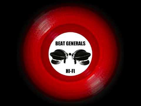 Beat Generals Hi-Fi special mix for Bassnight @ EKKM 23.03.2013