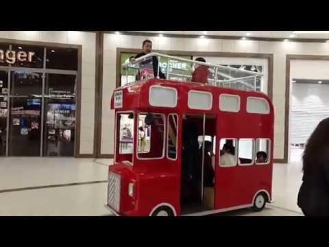 London Double Decker Bus  for kids