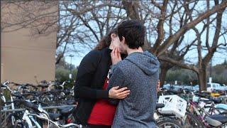 Kissing Prank - Sneaky Arm Untangle
