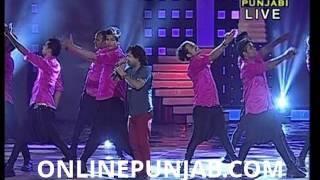 Kailash Kher Live At PTC Punjabi Music Awards 2013