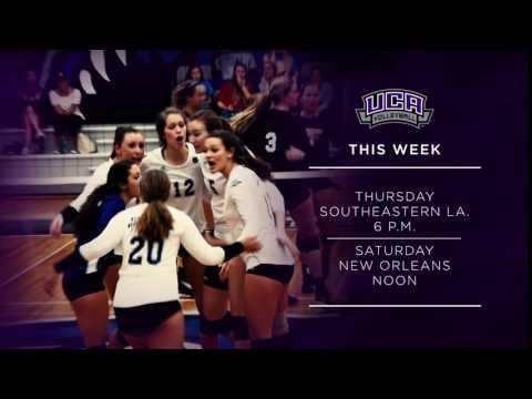Volleyball: Oct. 13-15