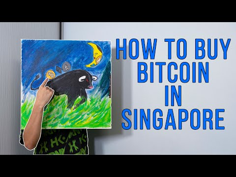 How to buy BITCOIN in Singapore! 2020 Edition