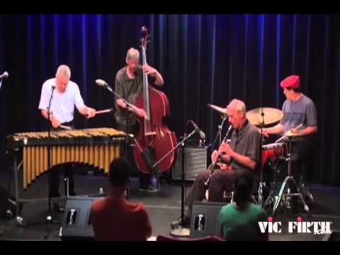 Ed Saindon Quartet -
