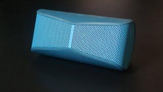 Logitech X300 Portable Speaker Review