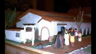 Mission San Juan Bautista (proyecto 4 grado)