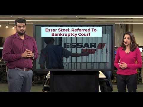 Essar Steel To Face Insolvency, As Bankers Arrive At Consensus
