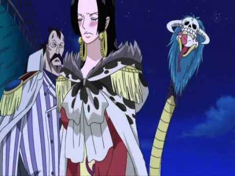 Op Personajes Boa Hancock Manga Y Anime En Taringa
