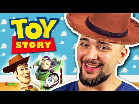ПАРОДИИ НА ГОЛОСА / «История игрушек»!