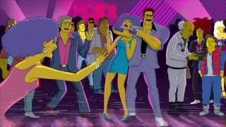 Los Simpsons LA-Z Rider Intro (Español Latino)